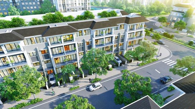 Biệt thự mặt các con phố, không gian sống chuẩn mực cho thị dân năng động - Ảnh 2.