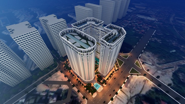 """Nghệ thuật quy hoạch kiến trúc thời """"không gian xanh"""" lên ngôi - Ảnh 2."""