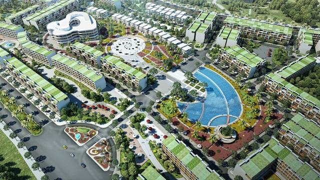 """Đổ xô """"gom hàng"""" tại lễ ra mắt FLC Lux City Quy Nhơn - Ảnh 2."""