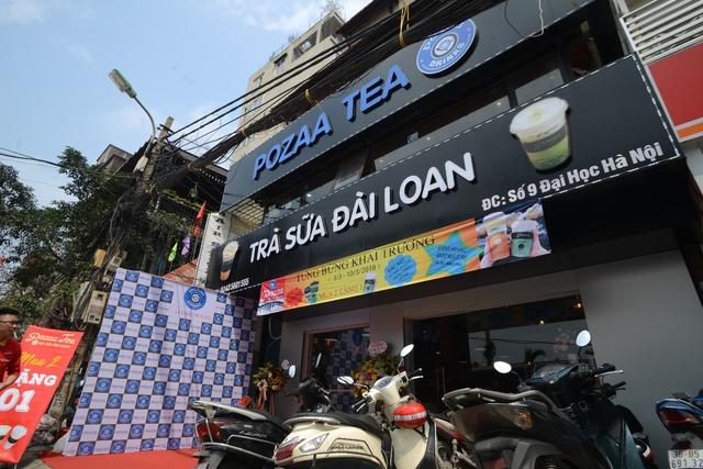 4 năm kinh doanh, bán 10.000 ly trà sữa mỗi ngày, bí quyết của thương hiệu Pozaa Tea là gì? - Ảnh 1.