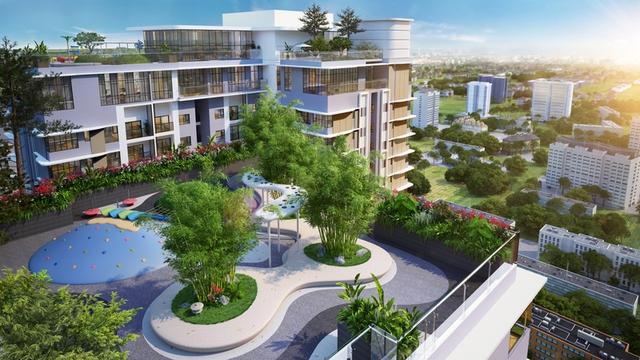 Xu hướng BĐS căn hộ cao tầng cấp cao: Sống tiên tiến là sống xanh - Ảnh 1.