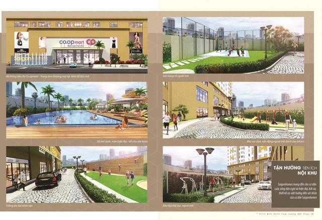 Hợp tác cùng Saigon Co.op,cơ hội mớicủa CĐT dự án SaigonHomes - Ảnh 1.