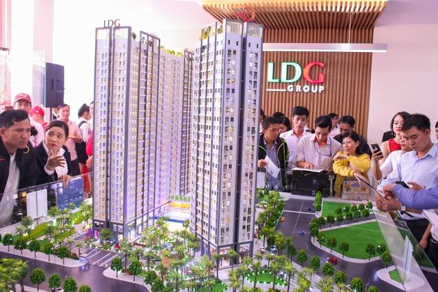 Gia đình trẻ chiếm hơn 70% thị phần căn hộ cao tầng - Ảnh 1.