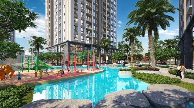 Ở Gem Riverside, nên chọn căn hộ cao tầng nào? - Ảnh 1.
