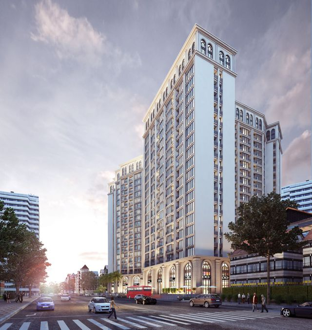 Nên đầu tư dự án căn hộ cao tầng nào? - Ảnh 1.