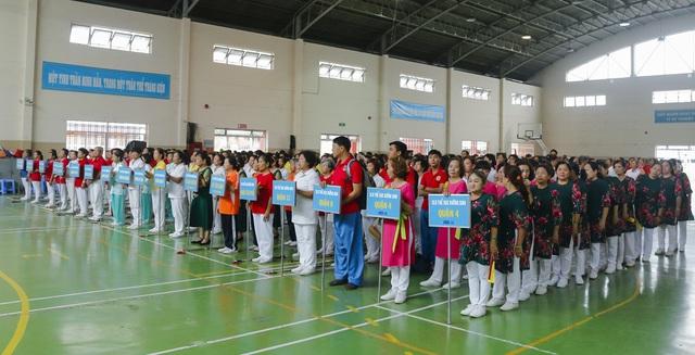 Sài Gòn Thiên Phúc chăm lo tinh thần cho người cao tuổi - Ảnh 1.