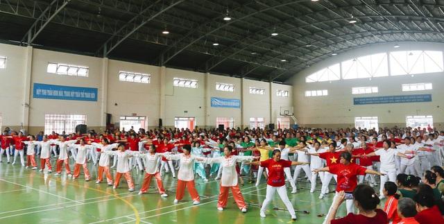Sài Gòn Thiên Phúc chăm lo tinh thần cho người cao tuổi - Ảnh 2.