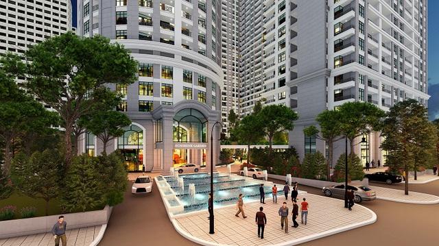 Dự án đẳng cấp khách sạn ngay giữa trung tâm quận Hoàng Mai - Ảnh 1.