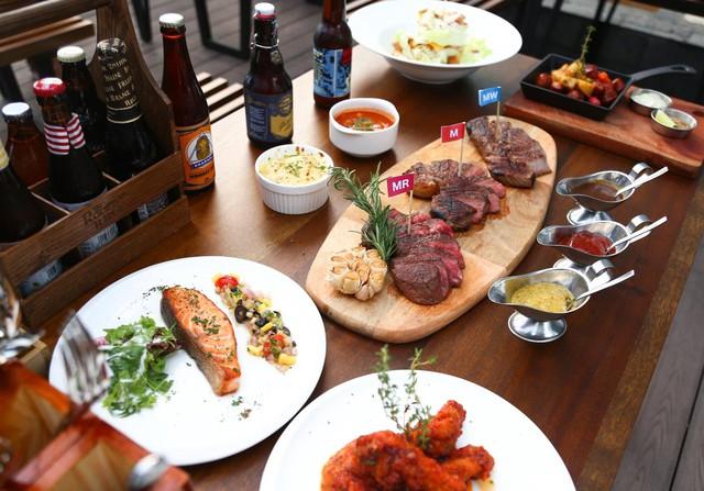 Thực khách Sài Gòn háo hức chào hè cùng đại tiệc BBQ đậm chất Âu Mỹ - Ảnh 1.