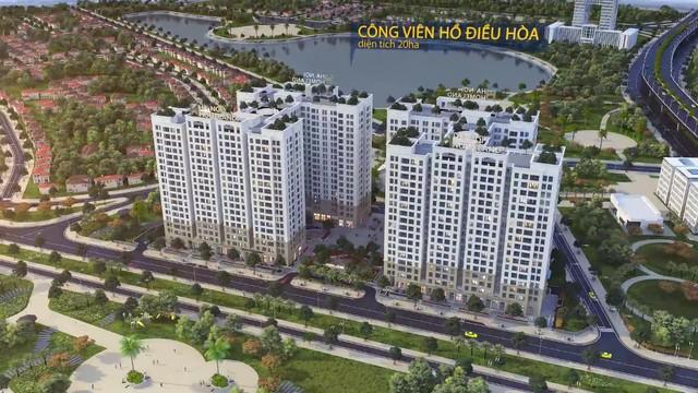 Mở bán chính thức Hanoi Homeland Long Biên - Ảnh 1.