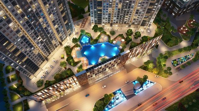 Lộ diện 2 địa lý chính thức phân phối căn hộ cao tầng tòa C5 Dự án DCapitale - Ảnh 1.
