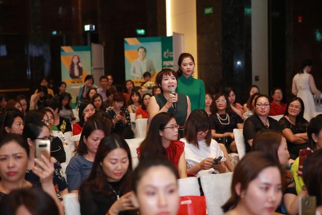 VPBank chính thức ra mắt dự án Tiếp sức cho nữ chủ doanh nghiệp - Ảnh 1.