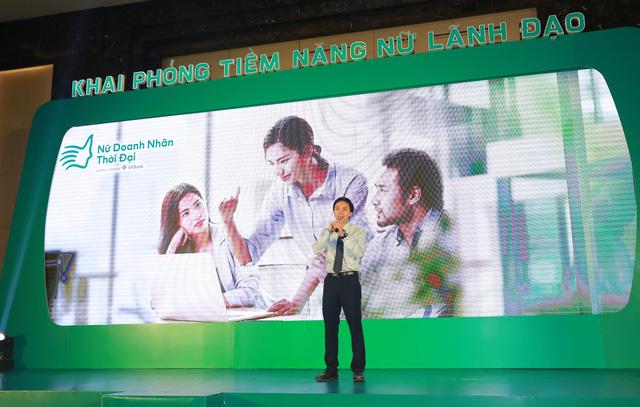 VPBank chính thức ra mắt dự án Tiếp sức cho nữ chủ doanh nghiệp - Ảnh 2.