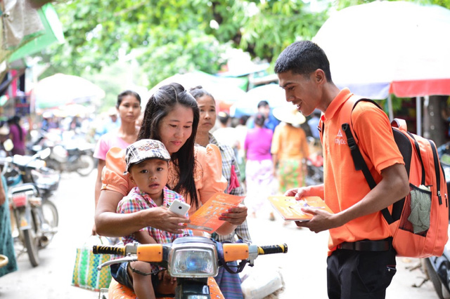 Phủ sóng 4G khắp xứ sở Chùa Vàng, Viettel đặt kỳ vọng tiếp thêm sức mạnh phát triển cho Myanamar - Ảnh 2.