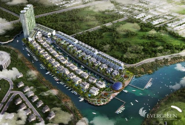 Vision Land - Giải mã sức hút dự án cao cấp EverGreen - Ảnh 1.
