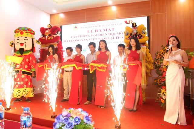 Tổng Giám đốc TTB Group làm Trưởng Văn phòng đại diện Hội Môi giới Bất động sản Việt Nam khu vực Đông Bắc - Ảnh 2.