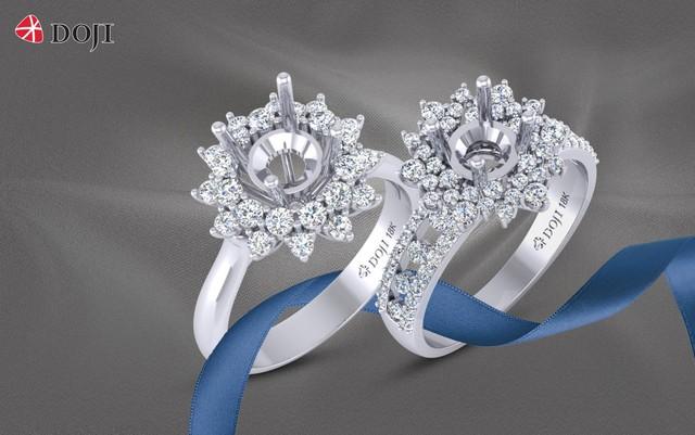 Sắm kim cương to không lo về giá - Ảnh 2.