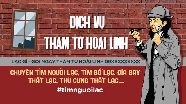 Giữa tâm bão #timnguoilac trên mạng xã hội, lộ tin Hoài Linh làm thám tử - ảnh 9