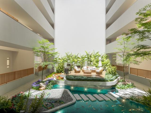 Xuất hiện căn hộ cao tầng chăm sóc sức khỏe ấn tượng ở Biên Hòa - Ảnh 2.