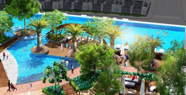 Xuất hiện căn hộ chung cư chăm sóc sức khỏe ấn tượng ở Biên Hòa - Ảnh 3.