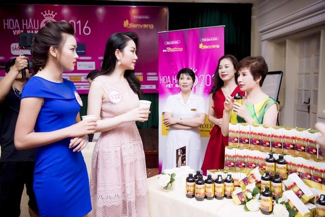 Bí quyết đẹp của nữ cố vấn sắc đẹp cuộc thi Hoa hậu Việt Nam - Ảnh 3.