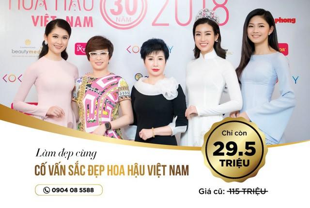 Bí quyết đẹp của nữ cố vấn sắc đẹp cuộc thi Hoa hậu Việt Nam - Ảnh 5.