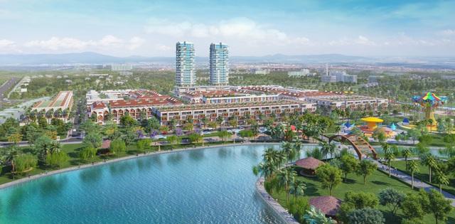 Barya Citi đón đầu xu hướng bất động sản thương mại - Ảnh 1.