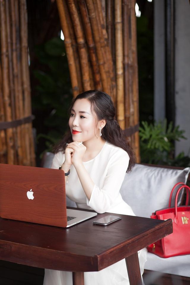 CEO Nguyễn Thảo Anh: Thanh xuân này, hãy có những giấc mơ lớn và thực hiện nó thật nhiệt huyết - Ảnh 1.