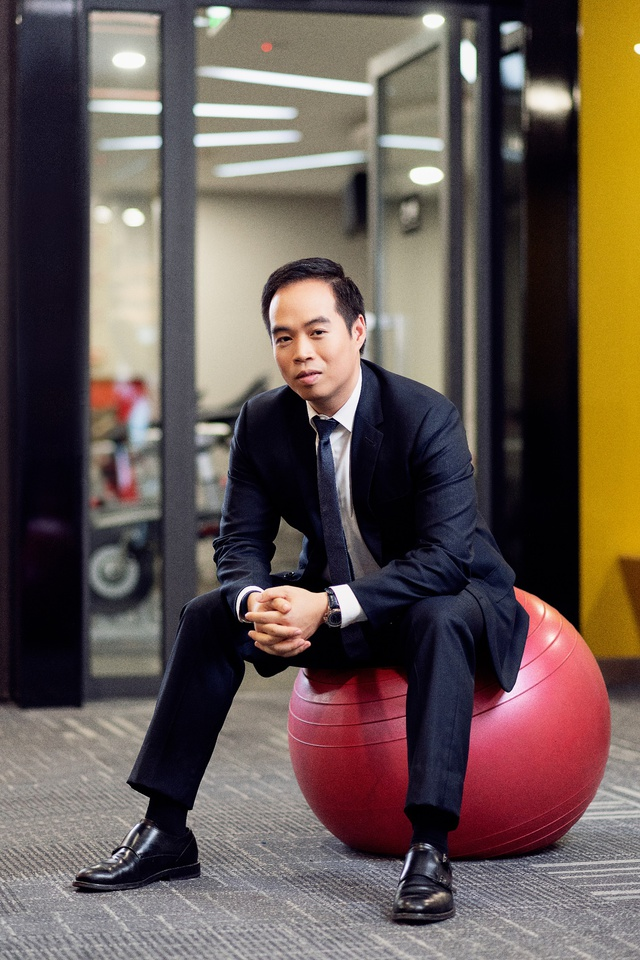 Đoàn Quốc Huy - Đại gia bất động sản và niềm đam mê kinh doanh phòng tập - Ảnh 2.
