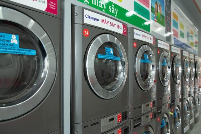 Mô hình giặt sấy tự động, đã đến lúc bùng nổ - Ảnh 2.
