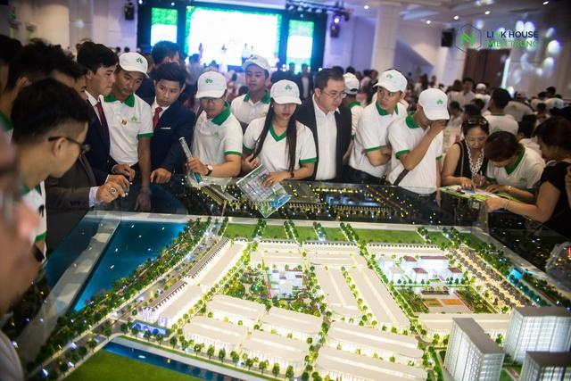 Linkhouse miền Trung đồng hành phát triển dự án Homeland Central Park - Ảnh 1.