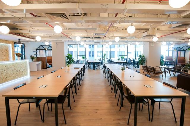 Vì sao các doanh nghiệp lớn chuyển vào coworking space? - Ảnh 1.