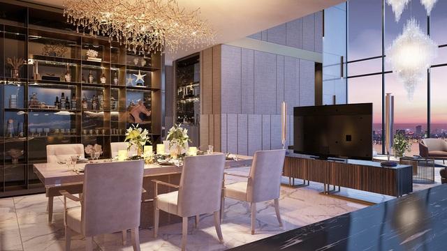 Penthouse duplex, giá trị ở tầm nhìn - Ảnh 1.