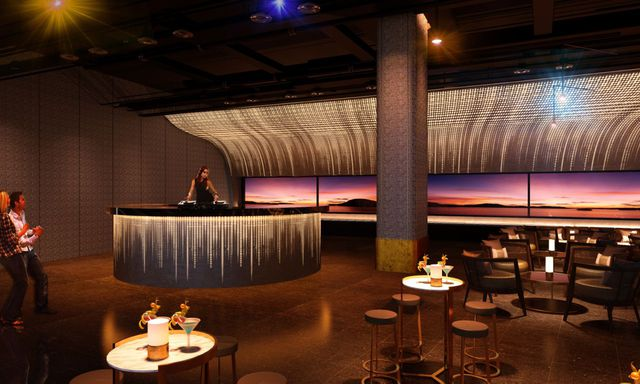 Rooftop Bar cao nhất Hạ Long.