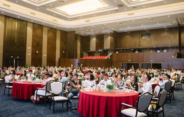Lễ giới thiệu FLC Grand Hotel Halong ngày 24/6 thu hút 400 NĐT tham dự.
