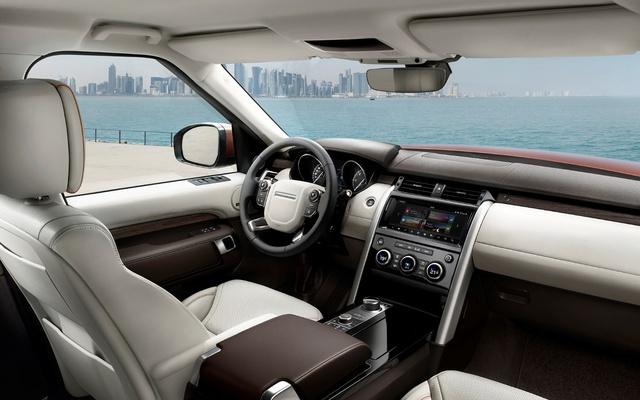 Land Rover Discovery – Thách thức mọi giới hạn - Ảnh 2.