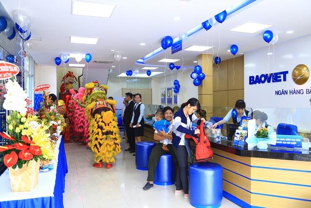 BAOVIET Bank khai trương phòng giao dịch mới tại Bình Dương - Ảnh 1.