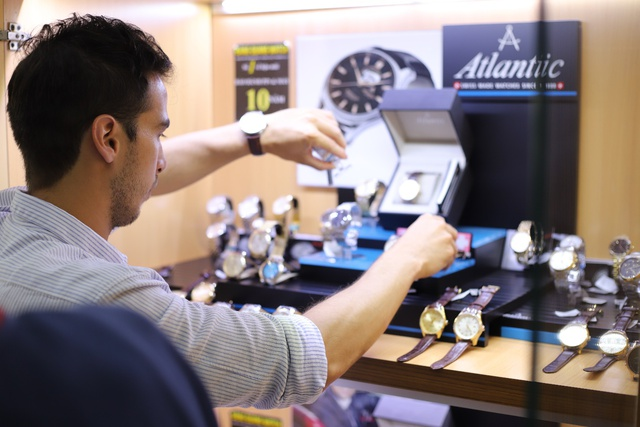 Đồng hồ Atlantic khẳng định đẳng cấp tại thị trường VN - Ảnh 2.