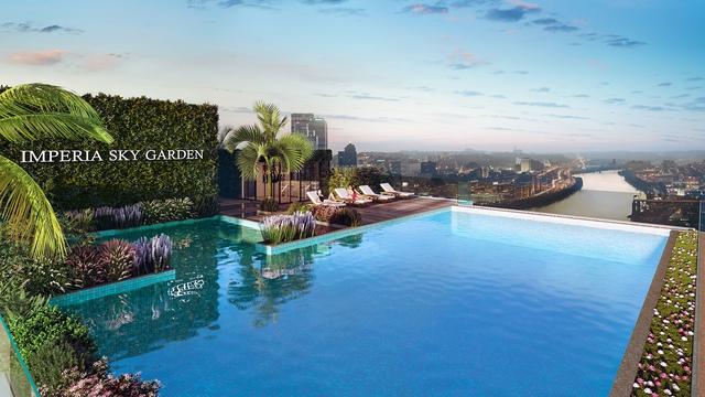 Tổ hợp căn hộ chung cư chung cư cao cấp Imperia Sky Garden chính thức công bố - Ảnh 2.