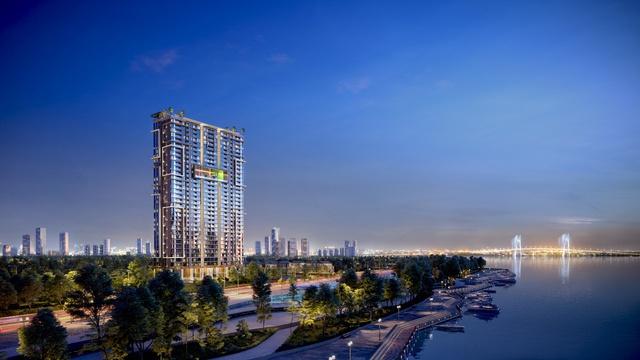 Bất động sản khu Nam Sài Gòn phát triển theo hạ tầng tỉ USD - Ảnh 1.
