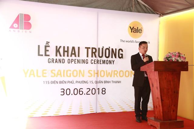 An Biên Group chính thức đưa thương hiệu khóa danh tiếng Yale về Việt Nam - Ảnh 1.