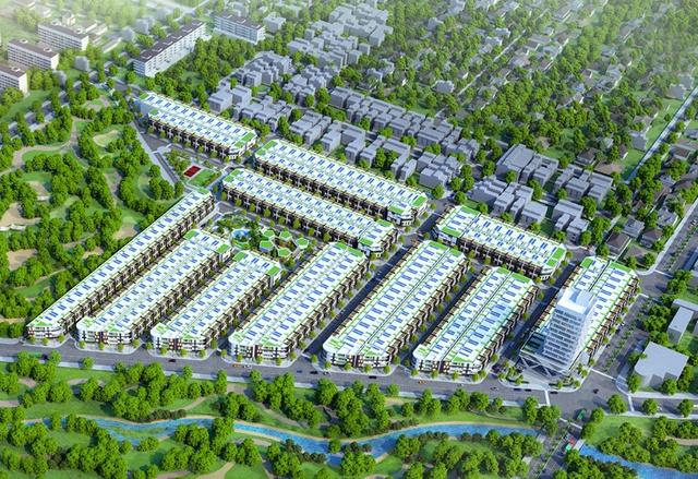 Bước ngoặt mới của thị trường đất nền miền Trung