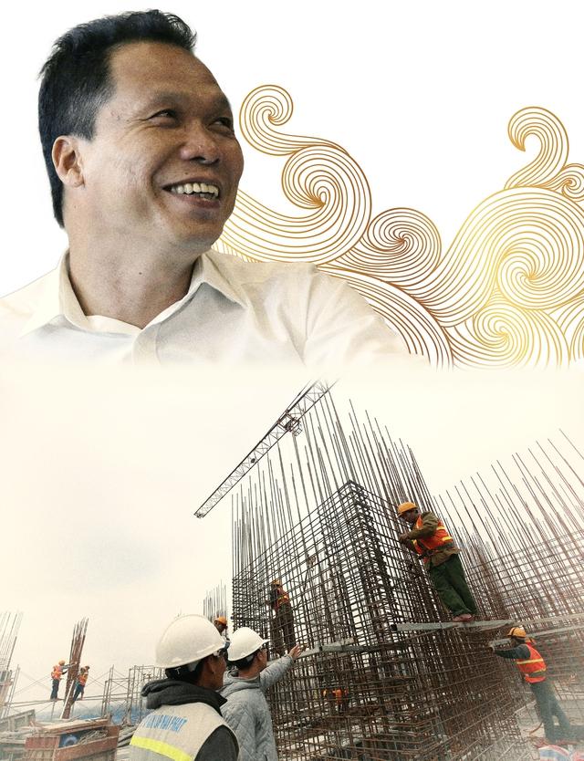 Chủ tịch Hải Phát Invest: Làm doanh nhân khó nhưng hạnh phúc - Ảnh 2.