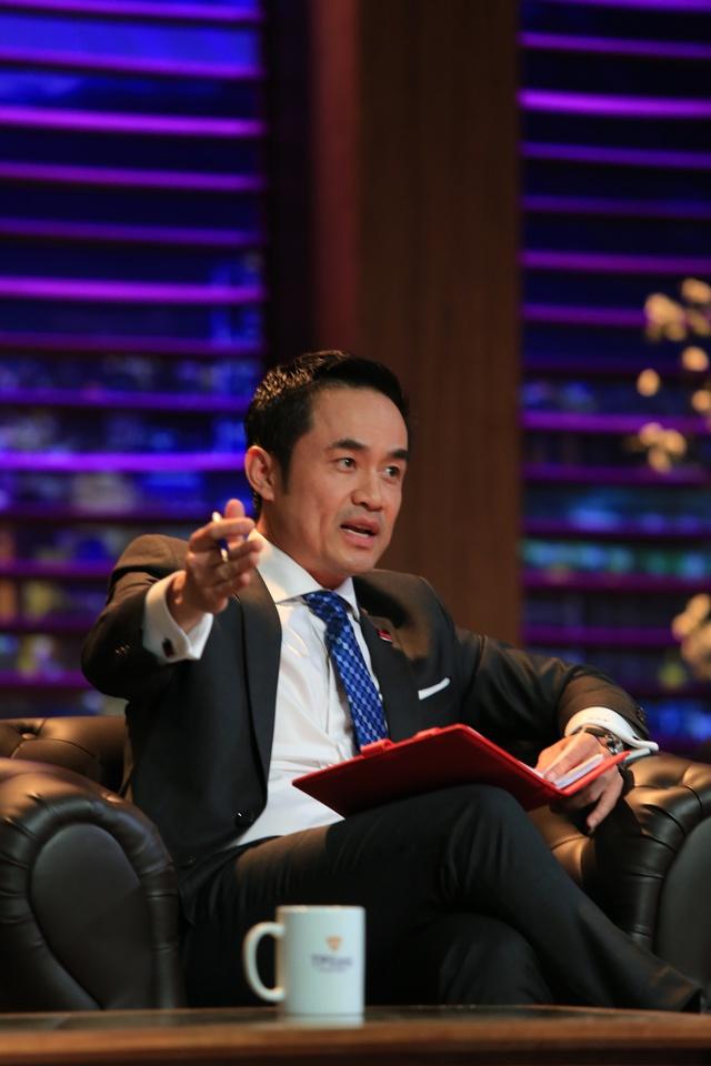 Shark Louis Nguyễn cứu vớt dự án nông sản hữu cơ vì cảm mến lòng trung thành của startup - Ảnh 1.