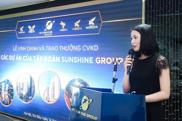 """Sunshine Group tổ chức vinh danh và trao thưởng các """"chiến binh"""" kinh doanh xuất sắc - Ảnh 1."""