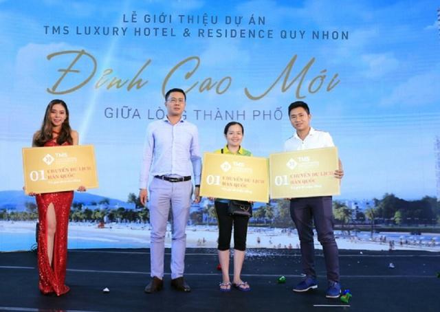 Hơn 500 nhà đầu tư tham dự Lễ giới thiệu dự án TMS Luxury Hotel and Residence Quy Nhon - Ảnh 2.