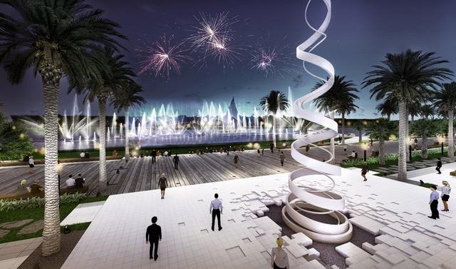 Quảng trường ánh sáng – nơi kiến tạo giá trị cộng đồng - Ảnh 1.