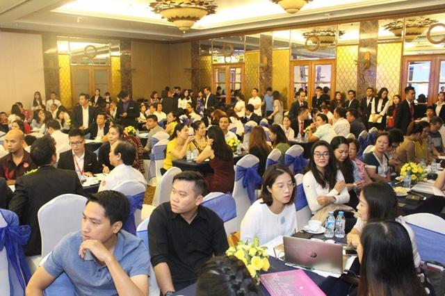 SmartRealtors and Partners khẳng định vị thế đại lý dẫn đầu của tập đoàn Sun Group - Ảnh 2.