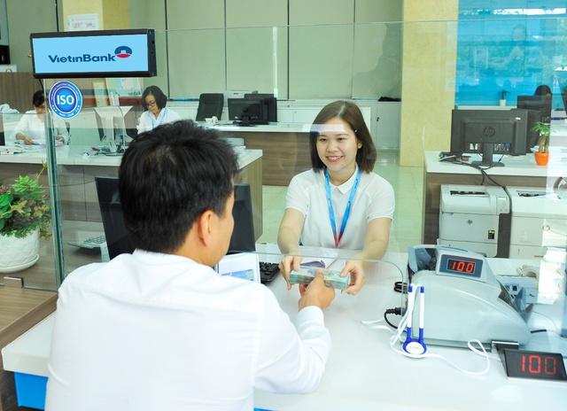 VietinBank ưu đãi lãi suất cho vay đối với khách hàng cá nhân và doanh nghiệp nhỏ - Ảnh 1.