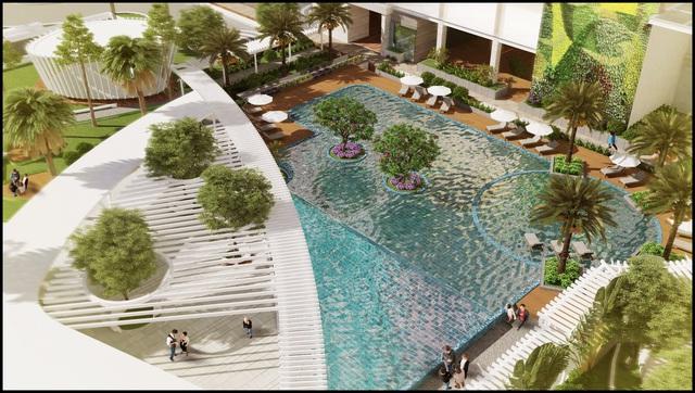 Giới thiệu block đẹp nhất dự án Charmington Iris, bốc giải thưởng căn hộ chung cư trọng điểm Quận 4 trị giá 2,8 tỷ - Ảnh 1.